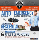 Anytime Locksmiths Birmingham Colmore Row