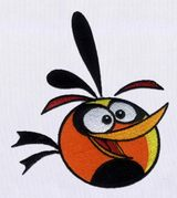 Angry Birds Embroidery Designs of Angry Birds Embroidery Designs