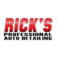 Rick's Professional Auto Detailing