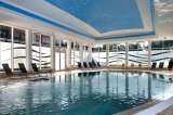 Swimming Pool Hilton Sibiu 1st Padurea Dumbrava Street