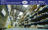 Logistics Service of Dark Blue Shipping LLC