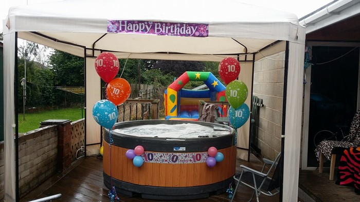 New Album of Hot Tub Hire Wakefield Raines Business Centre, Denby Dale Road - Photo 5 of 5