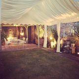 P&W Marquee, Furniture & Equipment Hire  of P&W Marquees Ltd