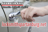 Automotive Keys Locksmith Spartanburg 100 Vanderbilt Ln