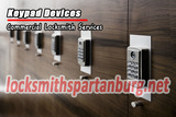 Keypad Devices Locksmith Spartanburg 100 Vanderbilt Ln