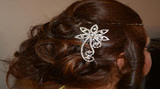 Hair style by Radhika beauty salon