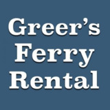 Greers Ferry Rental