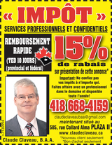 Profile Photos of Claude Claveau BAA Enr