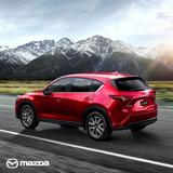 New Album of Saunders Mazda