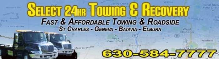 Profile Photos of Select 24hr Towing & Recovery 4 N 951 Old Lafox Road - Photo 8 of 8