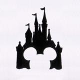 Castles Embroidery Designs