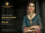 Gold and Diamond Jewelry in Lahore Pakistan
