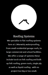 Roofing Systems Service