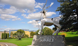 One of our contracts working with the University of Surrey