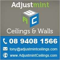 Adjustmint Ceilings and Walls