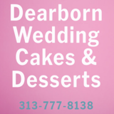 Dearborn Wedding Cakes and Desserts
