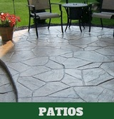 New Album of Lansing Stamped Concrete