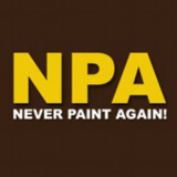 The never paint again wall coating company