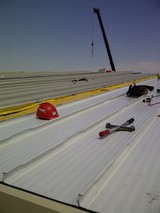 New Album of Lifetime Commercial Roofing