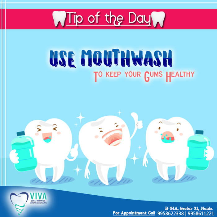 Tip of the Day Viva Dental Clinic | Images of Best Dental Clinic in Noida | Viva Dental Clinic B-84a, Sector-31 - Photo 5 of 5