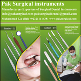 Pak Surgical instruments, Sialkot
