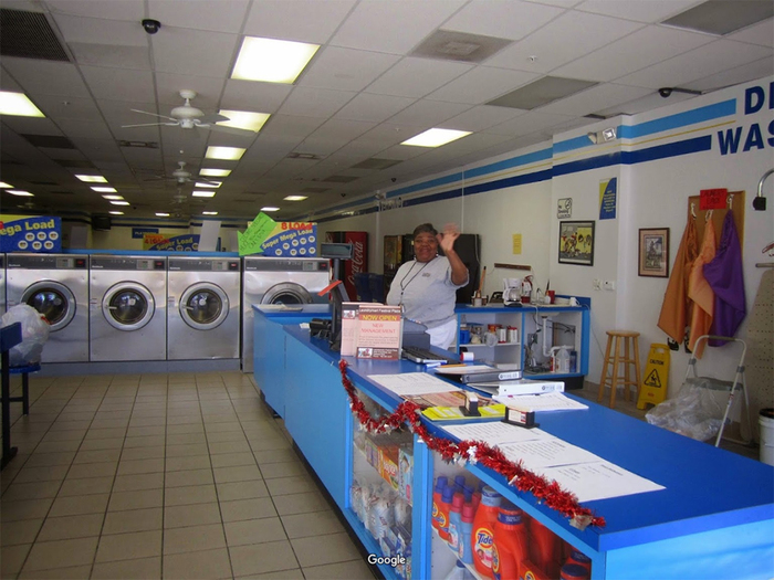 New Album of Oakland Park Laundry 3560 N Andrews Ave - Photo 1 of 4