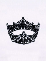 New Album of Crowns Embroidery Designs