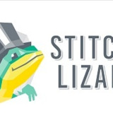 Stitchy Lizard Embroidery & Digitizing