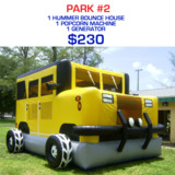 Adventure Land Party Rental