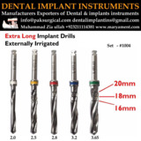 Dental Implant instruments Maryam Enterrpises