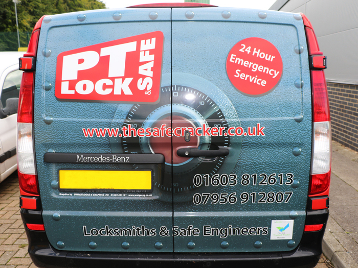 New Album of PT Lock and Safe Ltd 31 Ivy Road - Photo 1 of 9
