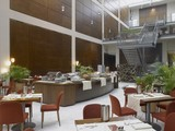 Breakfast Area at DoubleTree by Hilton Turin Lingotto