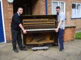 We are expert piano movers , Addis Relocations  (Removals), Birmingham