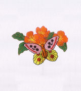 Flowers Embroidery Designs of Flowers Embroidery Designs