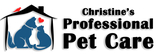 Profile Photos of Christine's Professional Pet Care