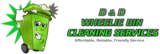 D & D Wheelie Bin Cleaning Services, Birkenhead