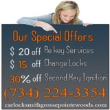 Car Locksmith Grosse Pointe Woods