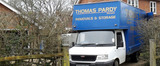 Thomas Pardy Removals, Bournemouth