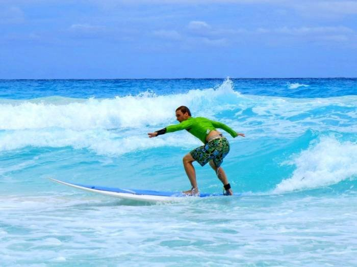 Profile Photos of Pipeline Surf School Cancun KM 9.5 Blvd Kukulcan Across from Señor Frogs! - Photo 1 of 9