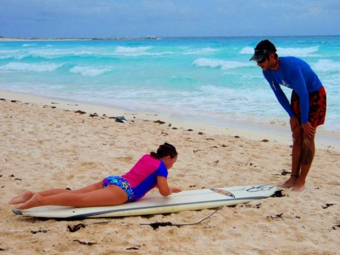 Profile Photos of Pipeline Surf School Cancun KM 9.5 Blvd Kukulcan Across from Señor Frogs! - Photo 8 of 9