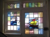 HASTINGS & EASTBOURNE STAINED GLASS / LEAD LIGHT REPAIRS 1 Stone Cottage