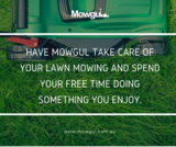 Whether you are looking for a once off lawn mowing service, or an ongoing lawn mowing person, Mowgul can help you. We are well known in the Hills District as reliable and a cut above the rest. Call us today on 0473 335 110.