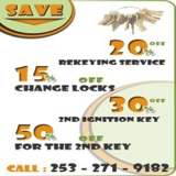 Tacoma Locksmiths