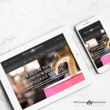 Ecommerce website design and development of Ecomsilver - Websites for businesses