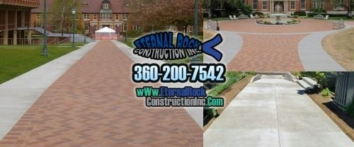 Profile Photos of Eternal Rock - Sidewalk Driveway Patio Retaining Wall Concrete Repair 715 NW Hoyt St. #6059 - Photo 3 of 4
