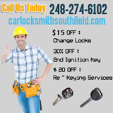 Car Locksmith South Field MI