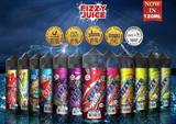 Fizzy E-Liquids Juicy Fog Vape Store 171 Queen's Road