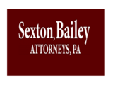 Sexton, Bailey Attorneys, PA 2766 Millennium Drive