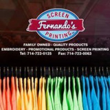 Fernando's Screen Printing Inc.