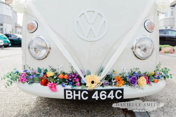 unusual wedding cars New Album of The White Van Wedding Company 31 Kenmere Road - Photo 3 of 7